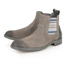 Slip On Casual Chelsea Boots