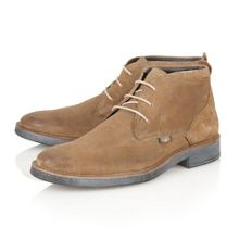 Coventry Lace Up Formal Desert Boots