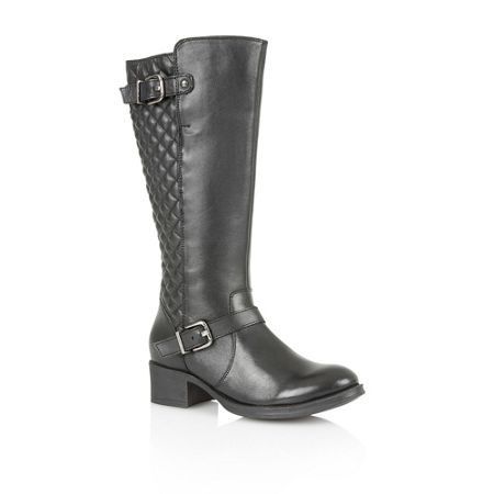 Lotus Trigger knee high boots
