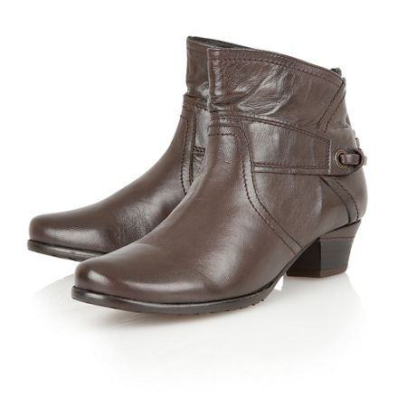 Lotus Wonder ankle boots
