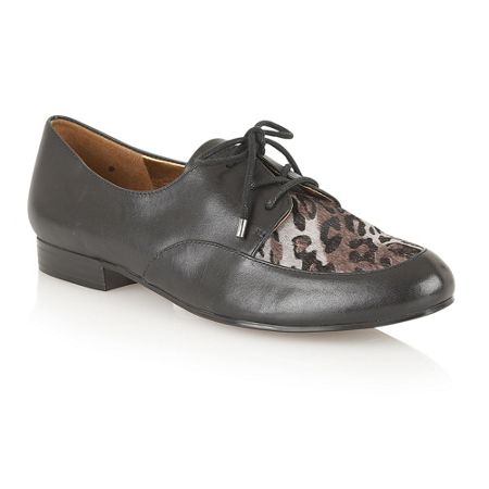 Naturalizer Lara Lace Up Shoes