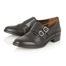 Naturalizer Kapture monk strap shoes