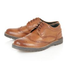 Corby Lace Up Casual Brogues