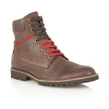 Brentwood Lace Up Casual Desert Boots