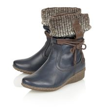 Lotus Relife Niata mid-calf boot
