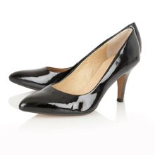 Lotus Drama high heel court shoes