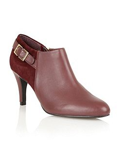 Mist high heel boot shoes
