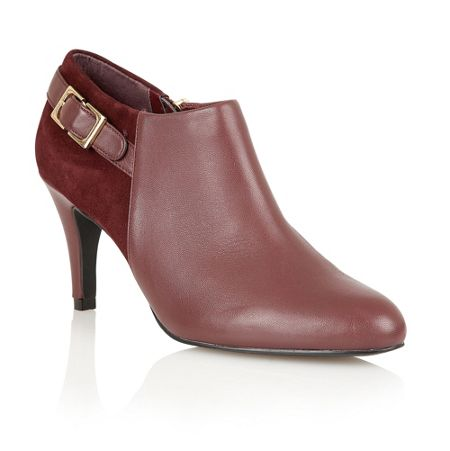 Lotus Mist high heel boot shoes