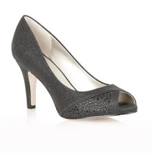 Lotus Atlantic peep toe shoes