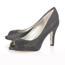 Atlantic peep toe shoes