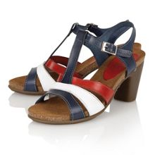 Jubilee open toe sandals