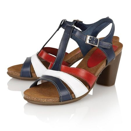 Lotus Jubilee open toe sandals