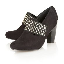 Luster shoe-boots