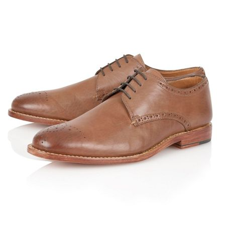 Lotus Jeremiah Lace Up Formal Oxford Shoes