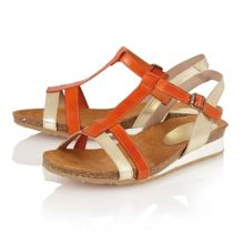 Lotus Lindos t-bar sandals
