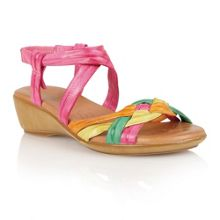 Lotus Luxa open toe sandals