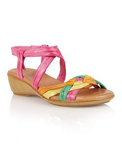 Luxa open toe sandals