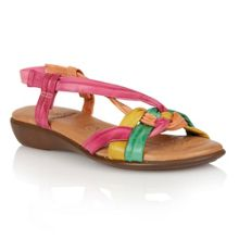 Lotus Zaragoza open toe sandals