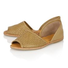 Lotus Madeline peep toe sandals
