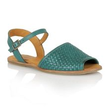 Lotus Mira peep toe sandals