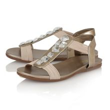 Myrtill open toe sandals
