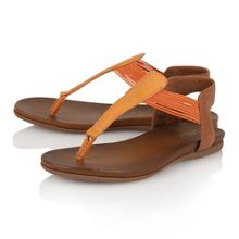 Lotus Corfu toe post sandals