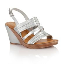 Lotus Chilivani wedge sandals