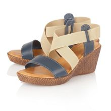 Emiliano wedge sandals
