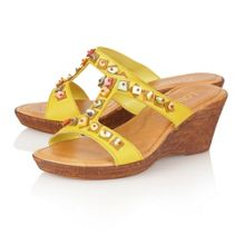 Loretta wedge sandals