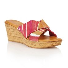 Lotus Luisa wedge sandals