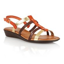 Lotus Lucca open toe sandals