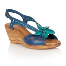 Treviso wedge sandals