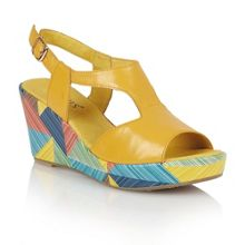 Dandy wedge sandals