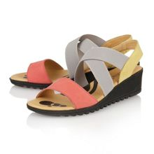 Nettie open toe sandals
