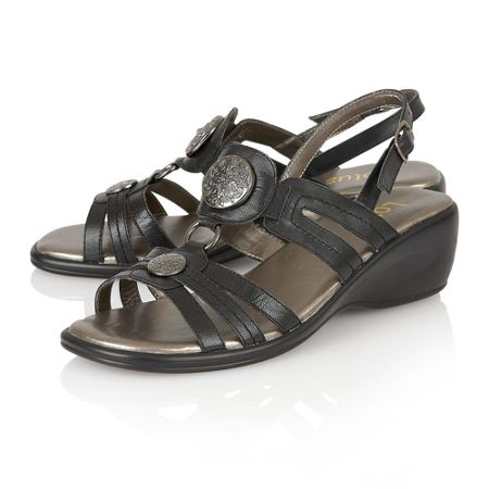 Lotus Berty open toe sandals