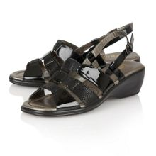 Lotus Lantic open toe sandals