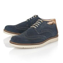 Wincanton Lace Up Casual Brogues