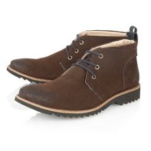 Lotus Kingswood Lace Up Casual Desert Boots