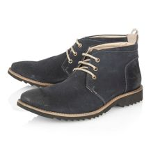 Kingswood Lace Up Casual Desert Boots