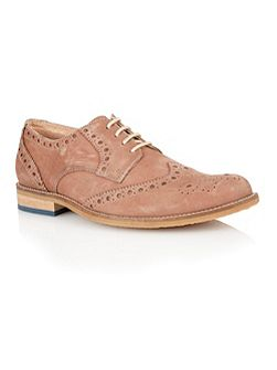 Sandford Lace Up Casual Brogues