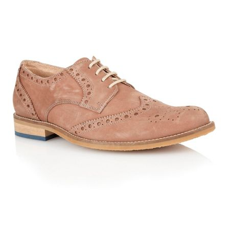 Lotus Sandford Lace Up Casual Brogues