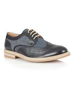 Brampton Lace Up Casual Brogues