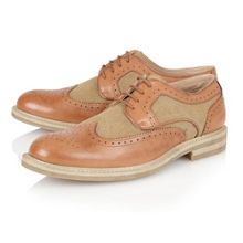 Lotus Brampton Lace Up Casual Brogues