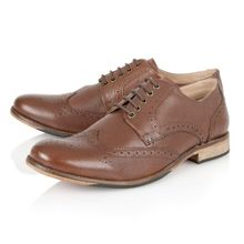 Lotus Westcott Lace Up Casual Brogues