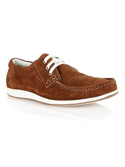 Allington Lace Up Casual Moccasins