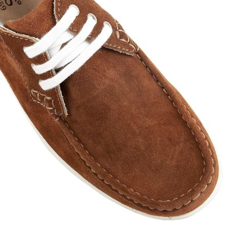 Lotus Allington Lace Up Casual Moccasins