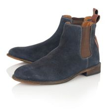 Lotus Burton Slip On Casual Chelsea Boots