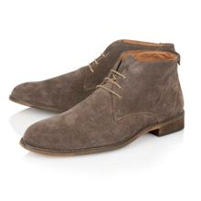 Lotus Wedbury Lace Up Casual Desert Boots