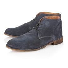 Wedbury Lace Up Casual Desert Boots