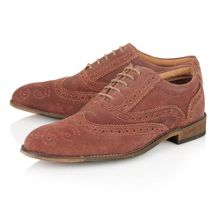 Lotus Tambridge Lace Up Casual Brogues